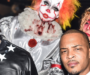 T.I. And Tameka 'Tiny' Harris Have Fun Together On Halloween As 'Xscape: Still Kickin' It' Premiere Gets Closer